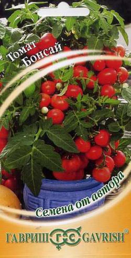 Томат бонзай - помидоры / овощи / семена - интернет-магазин .